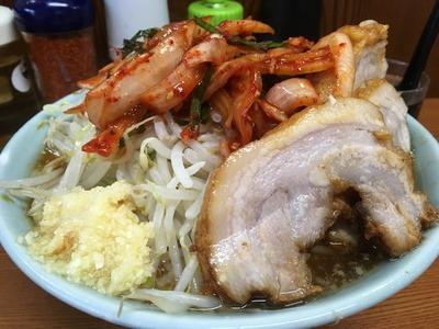 16/09/19ラーメン二郎亀戸店 06