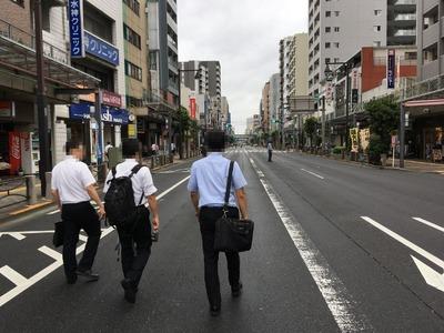 16/09/19ラーメン二郎亀戸店 13
