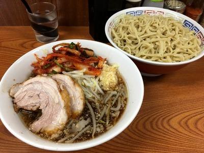 16/09/16ラーメン二郎亀戸店 07