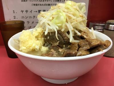 17/09/20ラーメン二郎小岩店 12