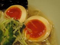 14/10/24鶏喰~TRICK~ 味玉塩 6
