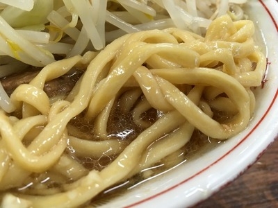 17/05/26ラーメン二郎品川店10