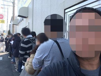 17/03/22ラーメン二郎川越店 02
