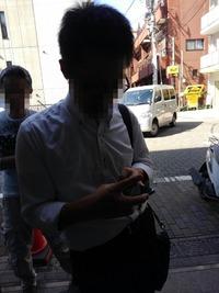 15/10/19ラーメン二郎JR西口蒲田店 05