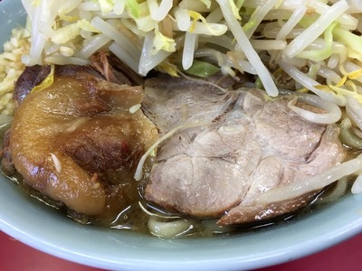 17/01/23ラーメン二郎中山駅前店14