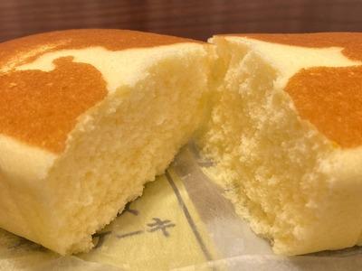 20/06/30ヤマザキ北海道チーズ蒸しケーキ 03