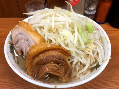 18/11/04ラーメン二郎亀戸店 05