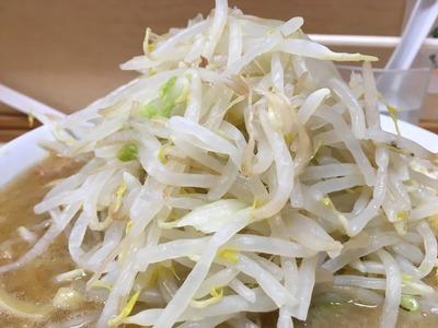 17/09/15ラーメン二郎京成大久保店 09