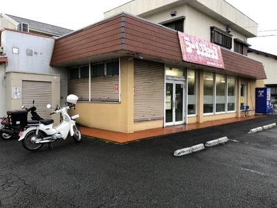 ラーメンショップ綾瀬店 外観