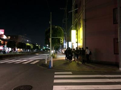 19/06/25ラーメン二郎めじろ台店 12