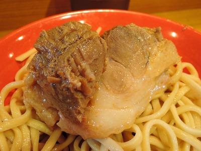 15/07/30野猿二郎 シークァーサーつけ麺(ニン