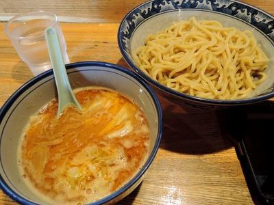 14/12/25麺や樽座小宮店 味噌つけ麺1