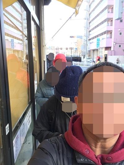 17/01/18ラーメン二郎荻窪店 (ニンニク少なめ)11