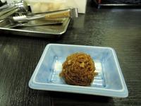 14/07/08節の一分 大勝軒魚介辛み味噌つけ麺+節玉 5
