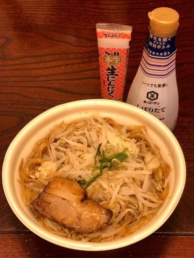 19/05/28中華蕎麦とみ田監修『豚ラーメン』 05