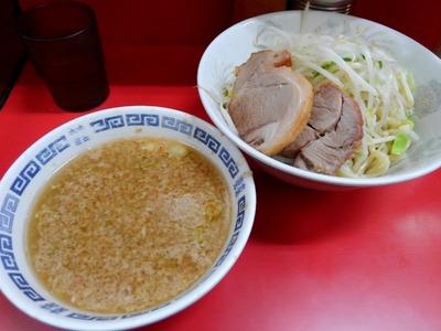 16/01/20ラーメン二郎上野毛店 07