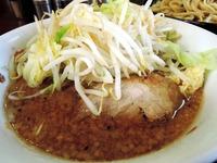 14/11/18 小つけ麺(ニンニク、ヤサイ)4