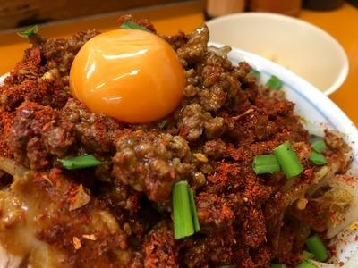 17/09/06ラーメンエース 汁なし担々麺10