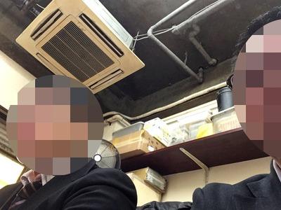 17/01/17ラーメン二郎上野毛店 06
