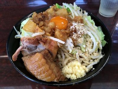 17/11/20ラーメン二郎めじろ台店 03