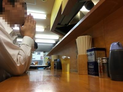 16/10/31ラーメン二郎新橋店 02