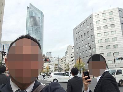 16/10/31ラーメン二郎新橋店 01