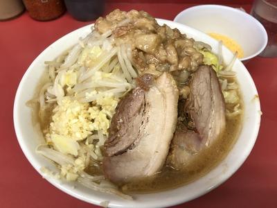 19/04/20ラーメン二郎桜台駅前店 09