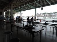 田子の浦港 漁協食堂 外観3