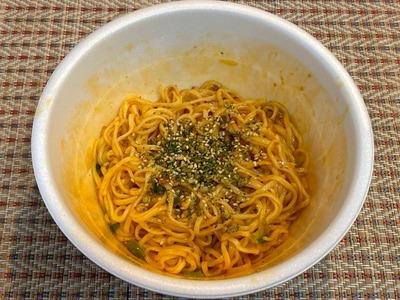 20/05/02日清鳴き龍汁なし担担麺 06