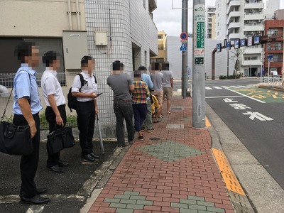 16/09/19ラーメン二郎亀戸店 03