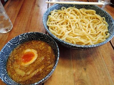 14/06/03つけ麺本舗 一億兆 つけ麺(大盛)