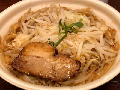 19/05/28中華蕎麦とみ田監修『豚ラーメン』 08