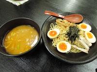 15/03/29ななふく家 つけ麺(正油)並 1