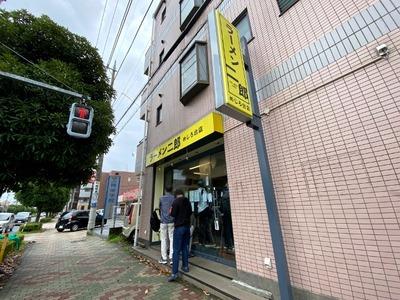 20/07/01ラーメン二郎めじろ台店 01