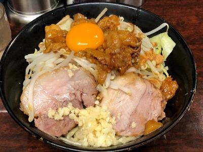 18/04/03ラーメン二郎めじろ台店 06