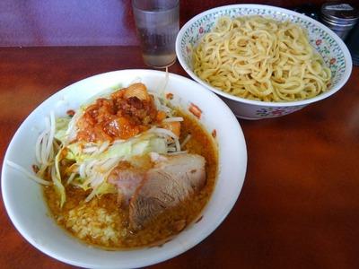 16/03/29め二郎 小つけ麺04