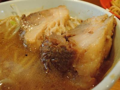 15/07/30野猿二郎 シークァーサーつけ麺(ニ