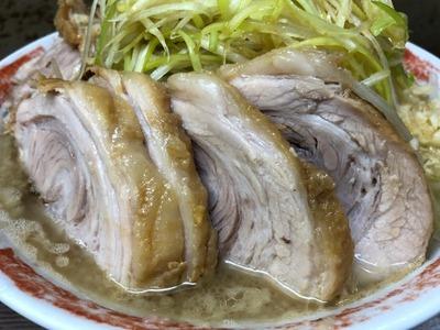 18/03/19 関二郎小ぶた+ネギ10