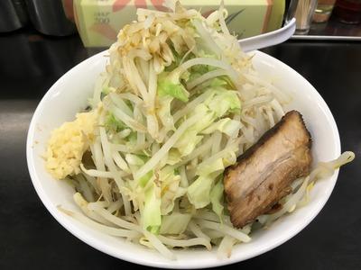 16/08/23らーめんぎょうてん屋町田店04