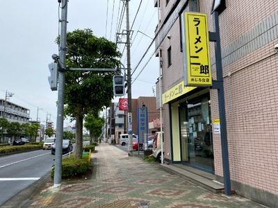 21/07/06ーメン二郎めじろ台店 01