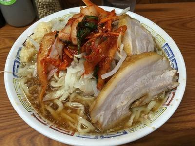 16/10/23ラーメン二郎亀戸店 03