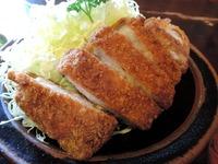 15/02/16レストラン エデン 上とんかつ定食2