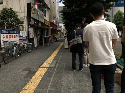 19/07/11ラーメン二郎仙台店 03