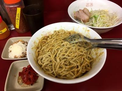 17/11/22ラーメン二郎相模大野店 05