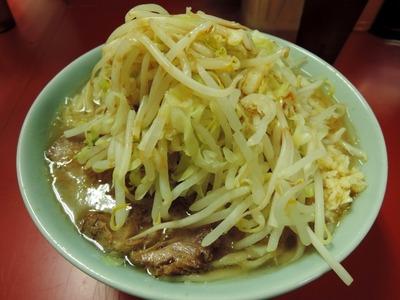 14/08/19ラーメン二郎中山駅前店 1