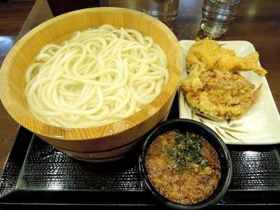 15/01/04丸亀製麺スーパーデポ八王子みなみ野店