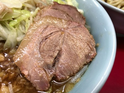 18/08/19ラーメン二郎中山駅前店14