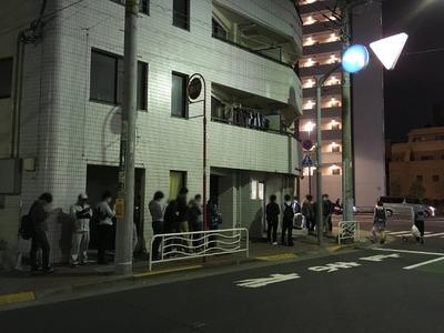 16/10/23ラーメン二郎亀戸店 09