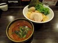 14/09/21ど・みそ町田店 みそつけめん+味玉4