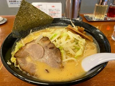 21/03/02北海道らーめんおやじ本店 おやじ麺 06